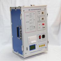 Wholesale Automatic Transformer CapacitanceTester, Dissipation Factor Tester from china suppliers