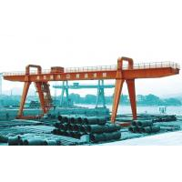 Wholesale Steel Inventory Yard a-Shape 100t Large Gantry Crane from china suppliers