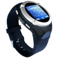 Wholesale NEW !!  quadband cheap price watch phone/wrist phone/phone watch/best digital gift from china suppliers
