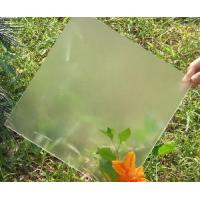 Buy cheap Low Iron Patterned Solar Glass from wholesalers
