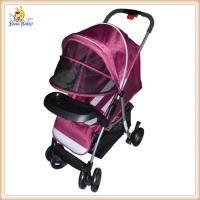 Wholesale Mountain Buggy Umbrella Stroller For Baby With Safety Belt Brakes Wheel from china suppliers