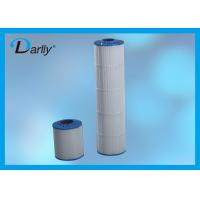 Buy cheap Custom Made Polyester Pleated HC Filter Cartridge 10 Micron 20 Micron from wholesalers
