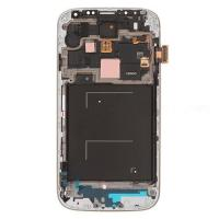 Wholesale For OEM Samsung Galaxy S4 GT-I9505/I9515/L720T LCD Screen and Digitizer Assembly with Front Housing - Black - Grade A from china suppliers