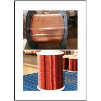 Quality IEC Standard Enamel Coated Wire Super Enamelled Aluminium Wire For Electrical Motors for sale