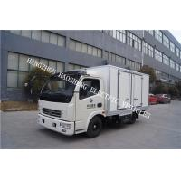 Wholesale Heavy Load Truck Electric Cargo Van 8000kg Load Capacity Stainless Board With White from china suppliers
