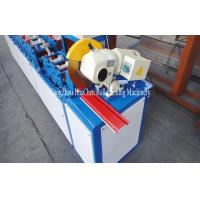 Wholesale PLC Computer Control Shutter Door Roll Forming Machine , Automatic Roll Forming Equipment from china suppliers