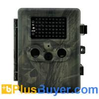Wholesale Trailview - 720p HD Game Camera (2.5 Inch, 54 IR LEDs Night Vision, GPRS/GSM) from china suppliers