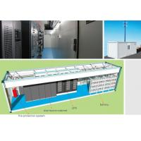 Mobile Refrigeration Equipment Container Cold Room Walk - In Freezer For Meat