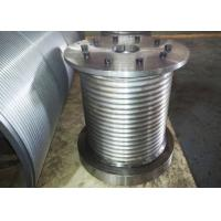 Wholesale High Strength Crane Drum , Wire Rope Winch Drum For 22mm Diameter Cable from china suppliers