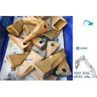 China PC400 PC450 PC500 Komatsu Bucket Teeth , 208-70-14152 Mini Digger Spares on sale