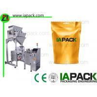 Wholesale Granule Premade Pouch Packing Machine from china suppliers