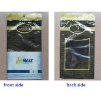 Wholesale Black Anticorrosive Plastic Cigar Bags For Colombia / Dominica Cigars from china suppliers