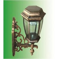Wholesale good quality Aluminum solar wall light,solar garden light from china suppliers
