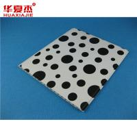 Wholesale Fireproof Plastic Wall Claddings With Cow Pattern 25 Years Guarantee from china suppliers