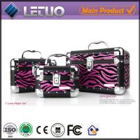 Wholesale LT-MCP0080 online shopping aluminum handbag beauty cosmetic makeup case metal makeup case from china suppliers