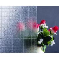 Wholesale Laminated safety glass with wire mesh , Wired architectural glass panels from china suppliers