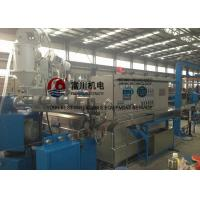 Quality Fuchuan Photovoltaic Plastic Extruder Machine With Screw Dia 70mm For Wire Dia 1.5-12mm for sale