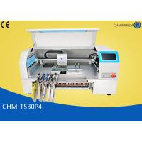 Wholesale 4 Heads Charmhigh Desktop Pick And Place Machine 30pcs Yamaha Pneumatic Feeders from china suppliers