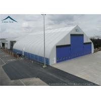 Wholesale Water Proof Large Aircraft Hangars Different Size With Heavy Duty Materials from china suppliers