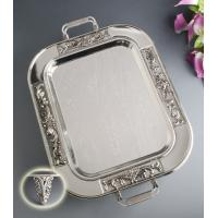 Wholesale wholesale metal tray, service tray, plate from china suppliers