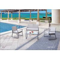 Wholesale Poolside Metal Rattan And Wicker Furniture Sets , Deep Seating Patio Furniture from china suppliers