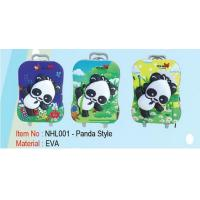 Wholesale Kids Rolling Suitcase Hard Case , Personalized Childrens Luggage 1.26KG from china suppliers