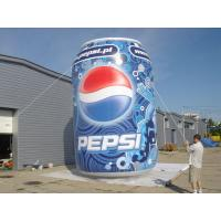 Wholesale Supermarket Custom Inflatable Products Big Coke Bottle For Advertising from china suppliers