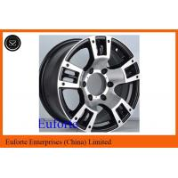 Wholesale Aluminum Alloy  8x16 4x4 Off Road Wheels 5 Spokes / SUV Rims from china suppliers