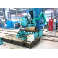 Wholesale High efficiency Boiler Header Grinding Machine With Sand Wheel Abrasive Belt from china suppliers