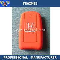 Wholesale Customed Car Key Protector Cover Silicone Car Key Case Long Use Life from china suppliers