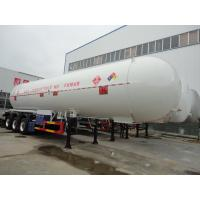 Wholesale facrtory sale best price CLW9390GYQ 56CBM 3 axles LPG tanker semi-trailer, HOT SALE! 56,000LIters lpg gas tank trailer from china suppliers