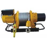 Wholesale Professional Lifting Equipment Electric Windlass Winch Approved ISO from china suppliers