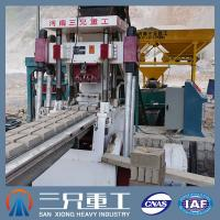 Quality Best Selling Full Automatic Fly Ash Brick Making Machine for sale