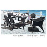 Wholesale China rattan dining table and chair from china suppliers