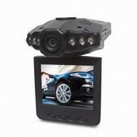 Wholesale HD Car Black Box with Night Vision, Wide Viewing Angle, Rotatable Screen, High-speed Recording from china suppliers