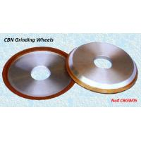 Wholesale Resin Bond CBN Grinding Wheels - CBGW05 from china suppliers