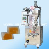 Wholesale Automatic Tomato ketchup pouch packing machine for paste packing from china suppliers