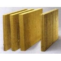 Rock wool board thermal insulation material