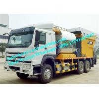 Wholesale Model XZJ5250TFCTB Road Maintenance Machinery With Asphalt Spray Volume 0.2-3kg/M2, Sealed Width 333-4000mm from china suppliers