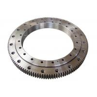 Wholesale Single Row Four Point Contact Ball Slewing Ring Bearings External Gear For Axial Load from china suppliers