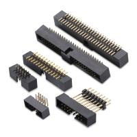 Wholesale 2.0mm box header connector wholesale box header factory price black box header connector manufacturer from china suppliers