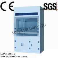 Quality 8mm Polypropylene Lab Fume Hood Rust-Resistance Pfh High capacity for corrosive substance for sale
