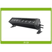Wholesale LED Bar Outdoor 8×10W Quadcolor RGBW 4in1, Two Sections Control from china suppliers