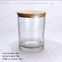 Wholesale Wooden Bamboo Lid With Customized Brand Logo from china suppliers