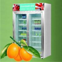 Quality 2 door Beverage Display Cooler For Bakery OEM Guanzghou Factory  for sale