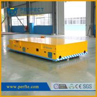 Wholesale Industrial material handing trackless transfer trolley with 35t load capacity from china suppliers