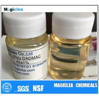 Wholesale polymer Series Flocculant polymeric DADMAC from china suppliers
