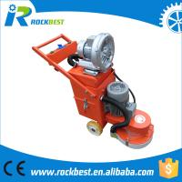Buy cheap concrete floor grinder with vacuum cleaner from wholesalers