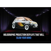 Wholesale Large Holographic Touch Screen / Holographic Projection for Hologram Presentation from china suppliers