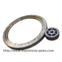 Wholesale Auto Starter Motor Ring Gear Wheel Tooth CNC Lathe Turning OD 100mm - 1100mm from china suppliers